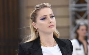 L'actrice Amber Heard