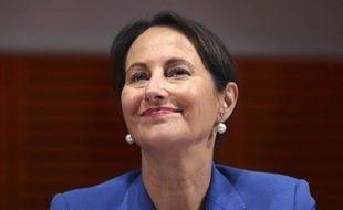 La ministre de l'Ecologie Segolène Royal le 15 ocotbre 2014 à Lyon
