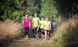 Faire du sport à plusieurs incite à la régularité et permet de se dépasser.