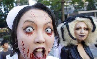 Pour Halloween, tout est permis... ou presque.