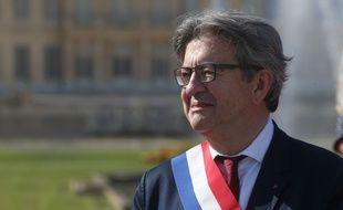 Jean Luc Melenchon prendra la parole lors des journées d'été de LFI baptisées «AMFIS» à Châteauneuf-sur-Isère (Drôme), près de Valence dimanche 23 août.