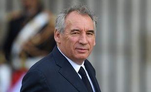 François Bayrou brigue un second mandat à Pau.