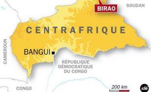 Deux humanitaires français enlevés en Centrafrique