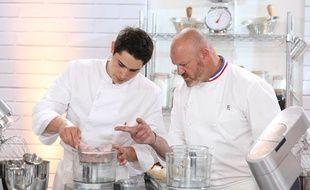 Après «Objectif Top Chef», l'Alsacien Xavier Koenig retrouve le chef étoilé Philippe Etchebest dans «Top Chef».