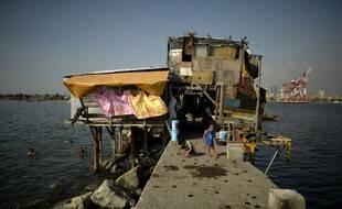 En Asie, les Philippines sont particulièrement concernées par la montée des eaux et vulnérables face à la multiplication des tempêtes.