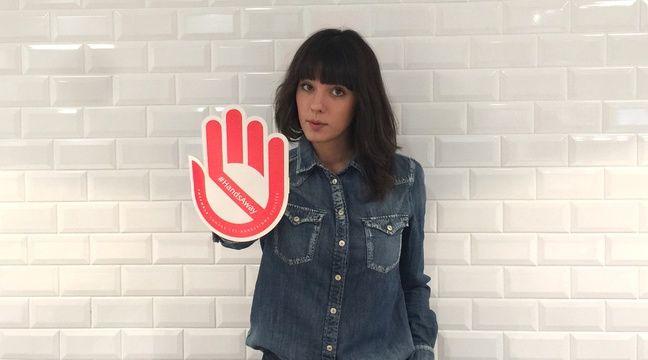 Alma Guirao, 29 ans, fondatrice de Handsaway – Handsaway