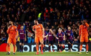 Après avoir repris espoir durant la seconde période, les Lyonnais ont totalement sombré en fin de rencontre mercredi, en encaissant trois buts dans le dernier quart d'heure (5-1).
