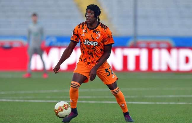 Franco Tongya quitte la Juventus Turin, où il n'a pas joué avec le groupe pro, pour l'OM.