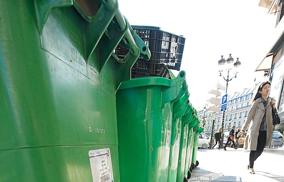 Les déchets ménagers sont recyclés . – A. GELEBART/20 MINUTES