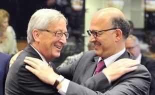 """La troïka des bailleurs de fond de la Grèce se rendra à Athènes dès lundi afin """"d'actualiser"""" le programme de réformes et de rigueur du pays, a annoncé jeudi soir le président de l'Eurogroupe Jean-Claude Juncker."""
