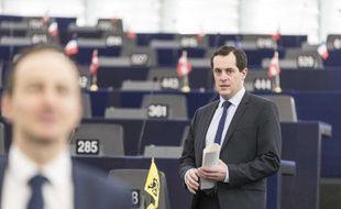 Nicolas Bay est député européen depuis 2014.