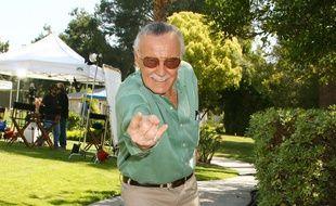 Stan Lee en 2007.