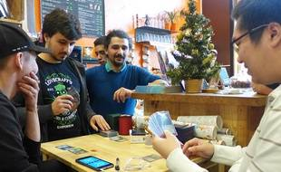 La Bulle à jeux propose aux Niçois de tester des jeux avant de les acheter pour les déposer au pied du sapin de Noël.