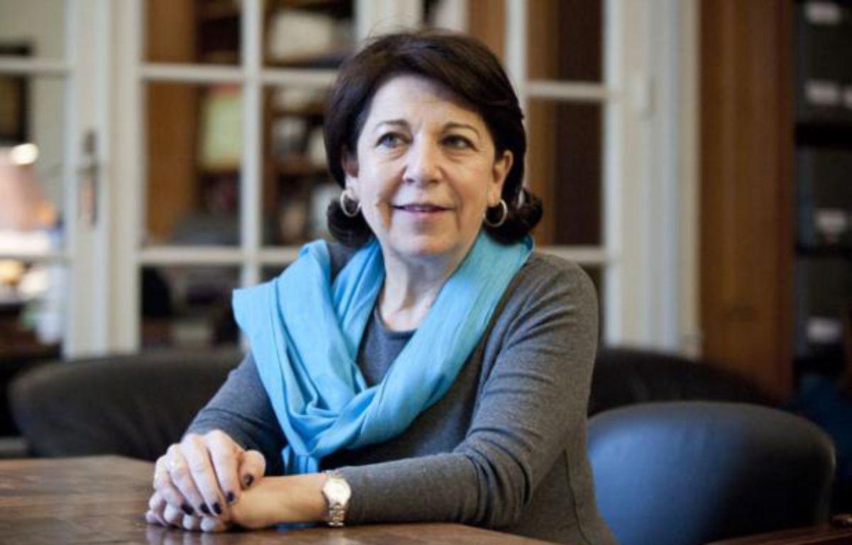 Corinne Lepage, présidente de Cap21, candidate à l'élection présidentielle, le 30 janvier 2012 à Paris. – V. WARTNER/20 Minutes