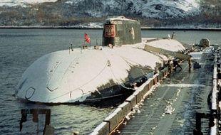 Le «Koursk» a coulé le 12 août 2000, avec 118 hommes à bord