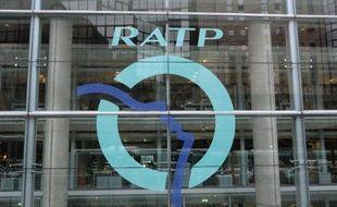 Logo de la RATP