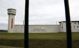 Le centre pénitentiaire de Condé-sur-Sarthe, le 6 mars 2019.