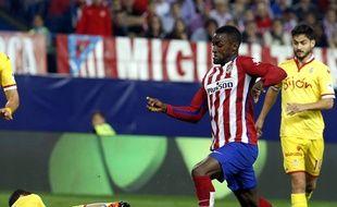 L'attaquant colombien Jackson Martinez, ici avec l'Atletico Madrid, a signé en Chine pour 42 millions d'euros.