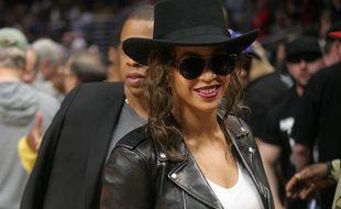 La chanteuse Beyoncé