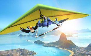 Extrait du film d'animation «Rio».