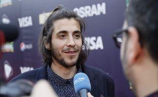 Salvador Sobral représente le Portugal à l'Eurovision 2017.