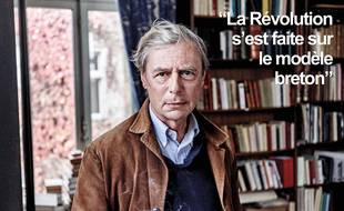 Emmanuel de Waresquiel - Professeur, spécialiste français de la Révolution