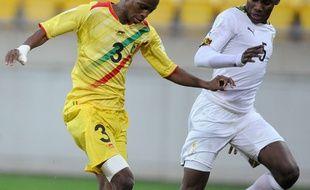 Souleymane Diarra, avec l'équipe du Mali.