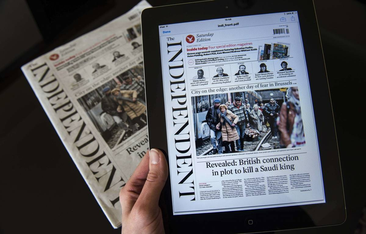D'après un checheur français, un article partagé x fois ne générera du clic que dans 50% des cas... – Lucy Young/Shutterstock/SIPA