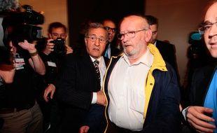 Jean-Claude Mas lors de son procès à Marseille.
