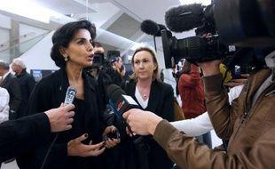 """Rachida Dati, maire UMP du VIIe arrondissement de Paris, s'en est vivement prise mercredi à deux élus de son parti, Claude Goasguen, qu'elle a accusé de """"pression"""" et d'insultes, et Brice Hortefeux, taxé d'""""irresponsable""""."""