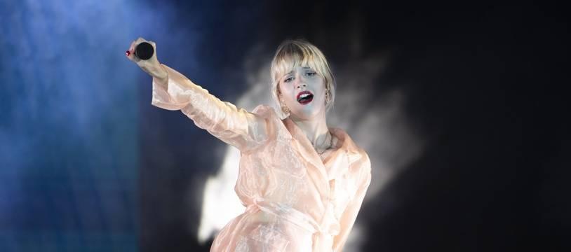 Angèle est nommée dans trois catégories aux Victoires de la musique.