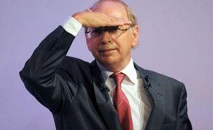 Ben Verwaayen, patron d'Alcatel-Lucent