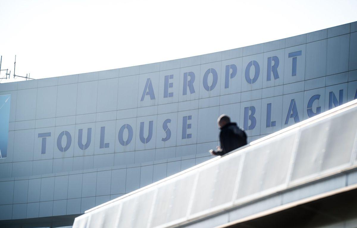 Illustration aéroport Toulouse Blagnac international. – SIPA
