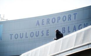 Illustration aéroport Toulouse Blagnac international.