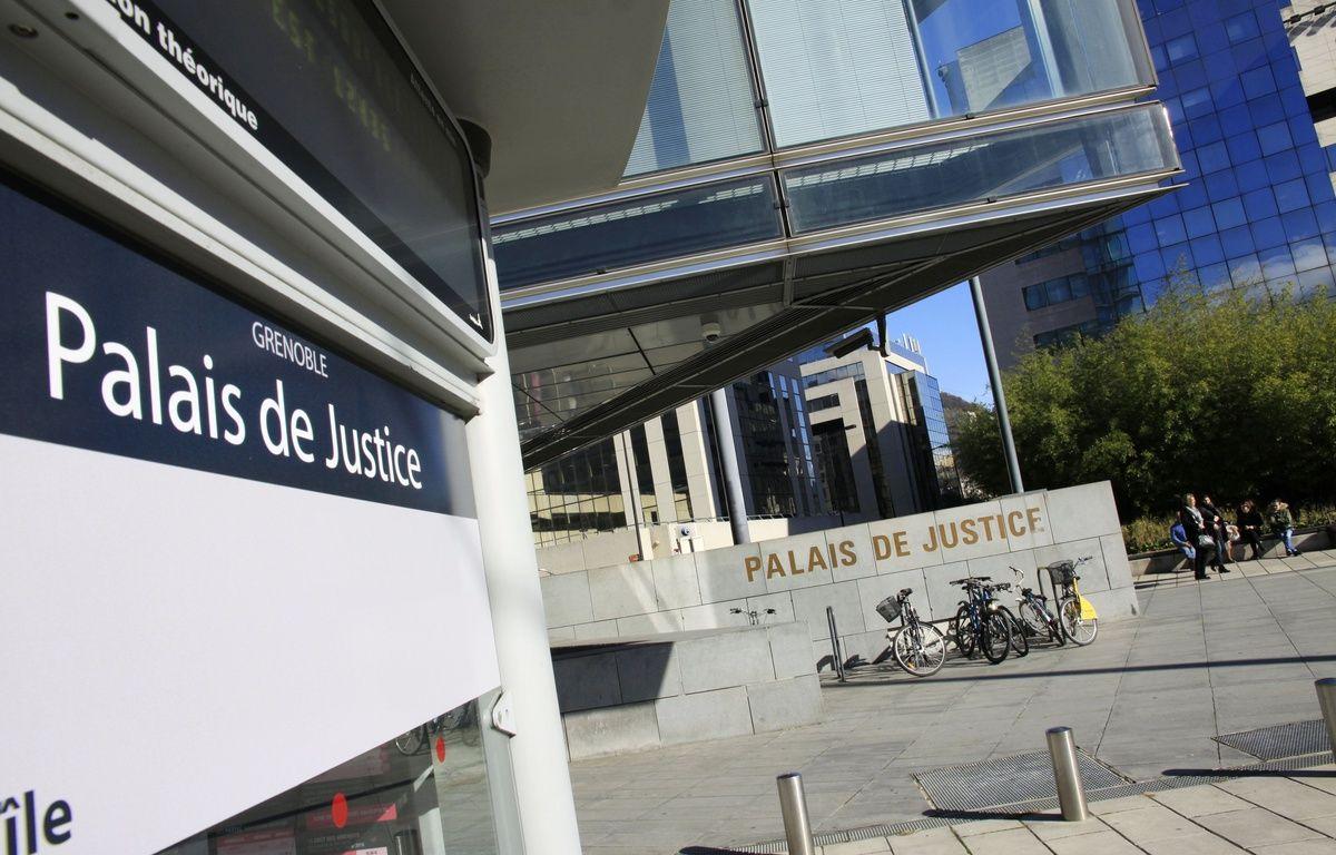Le palais de Justice de Grenoble, le 5 février 2016 – XAVIER VILA/SIPA