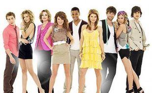 Les premiers acteurs castés pour la série «90210»