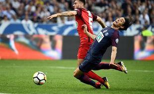 France 2 a diffusé la finale de la Coupe de France entre le PSG et Les Herbiers  le 8 mai 2018.