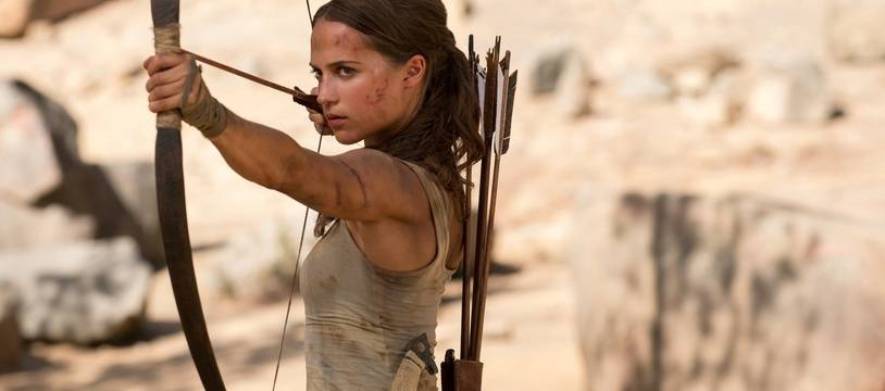 Alicia Vikander campe Lara Croft dans «Tomb Raider».