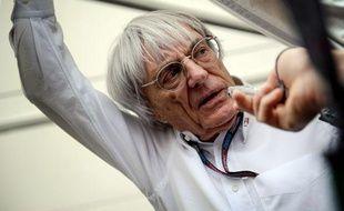Face à la fronde des écuries, Bernie Ecclestone (le grand argentier de la F1) commence à être sérieusement acculé.