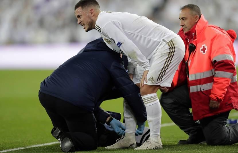 Real Madrid: Eden Hazard blessé, « une très mauvaise nouvelle » pour Zidane
