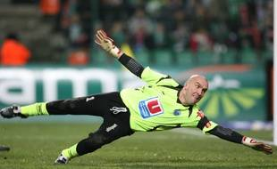 L'ex-gardien du Havre Christophe Revault (ici en 2008) est décédé le 6 mai 2021.