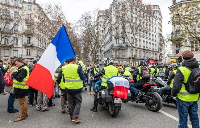 «Gilets jaunes» à Lyon: Quatre périmètres interdits à la manifestation samedi en raison de la forte affluence attendue