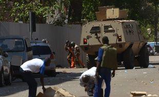 Le 2 mars 2018, des attaques contre l'état-major des forces armées du Burkina Faso à Ouagadougou ont fait 8 morts parmi les militaires.