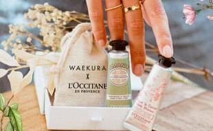 L'Occitane vous offre 2 crèmes pour les mains et 3 bagues pour tout achat de 19 euros sur son site.