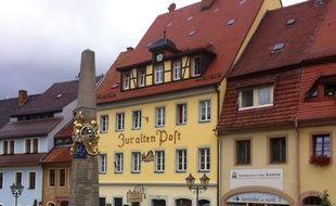 Les vacances de Yannick entre Allemagne et République tchèque