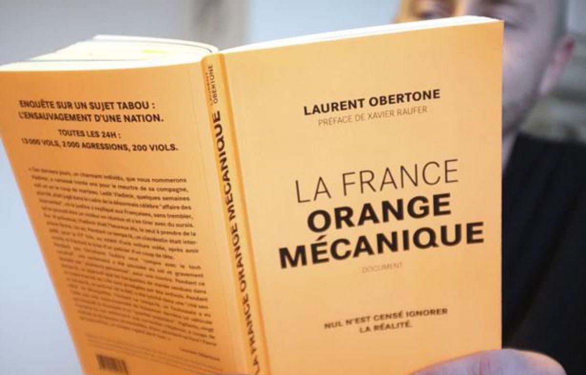La France Orange MécaniqueLe livre interprète les chiffres de la délinquance en France – F. LODI / 20 MINUTES