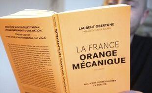 La France Orange MécaniqueLe livre interprète les chiffres de la délinquance en France