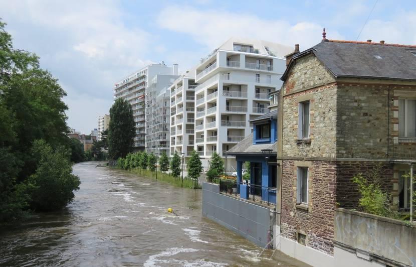 Rennes : Le corps d'un étudiant repêché dans la Vilaine