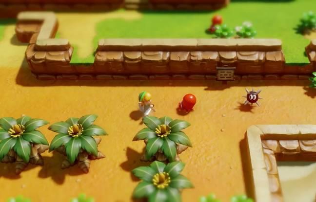 Des images du remake de «Zelda: Link's Awakening»