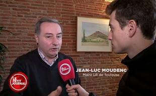 Jean-Luc Moudenc interviewé par Le Petit Journal.